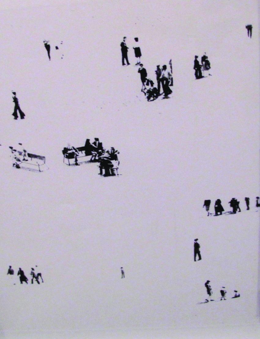 Ant Hampton - Someone Else