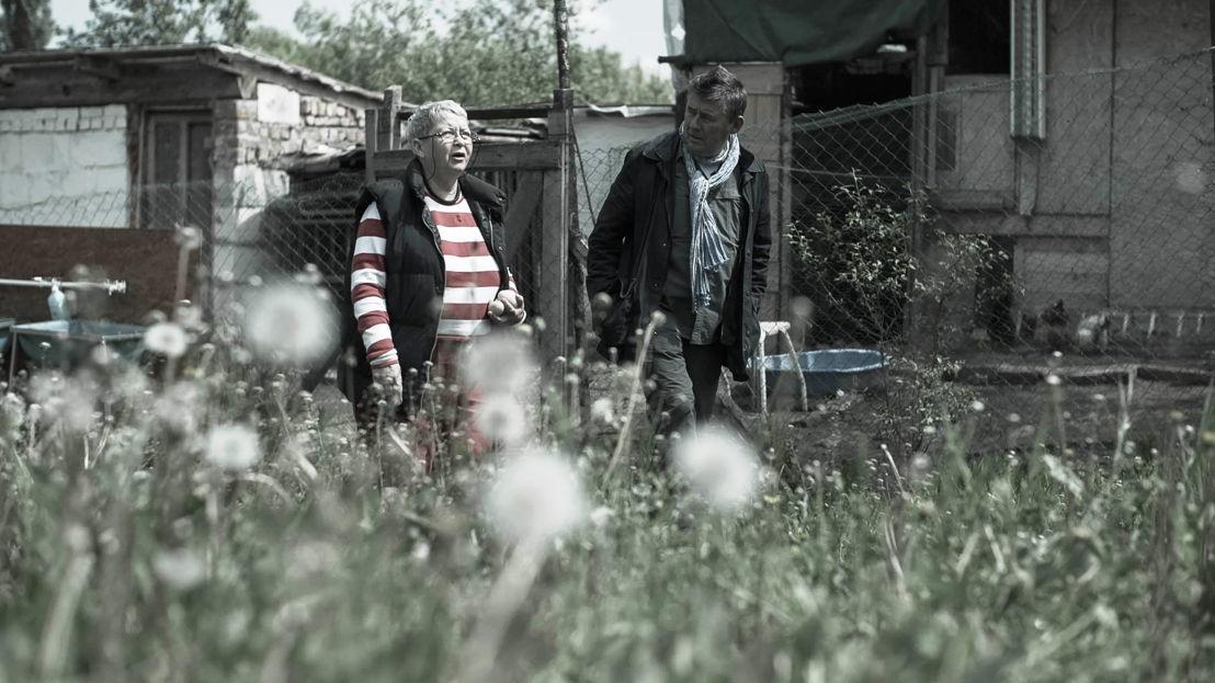 Kleine helden - Roemenië:  Mariana Petersel - (c) Filip Huygens