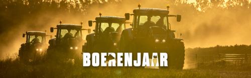 Boerenjaar is terug vanaf 5 januari