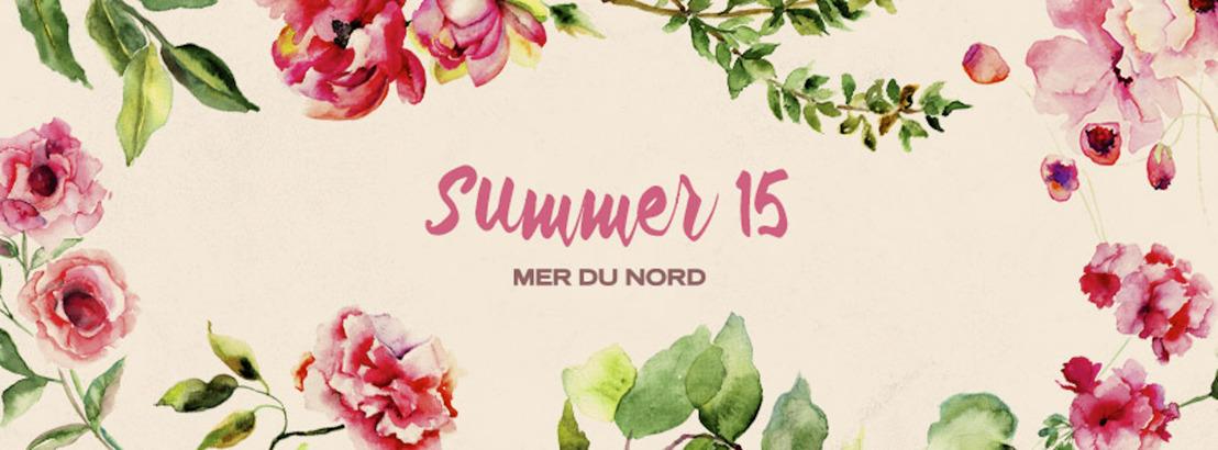 Zomer 2015 volgens Mer du Nord
