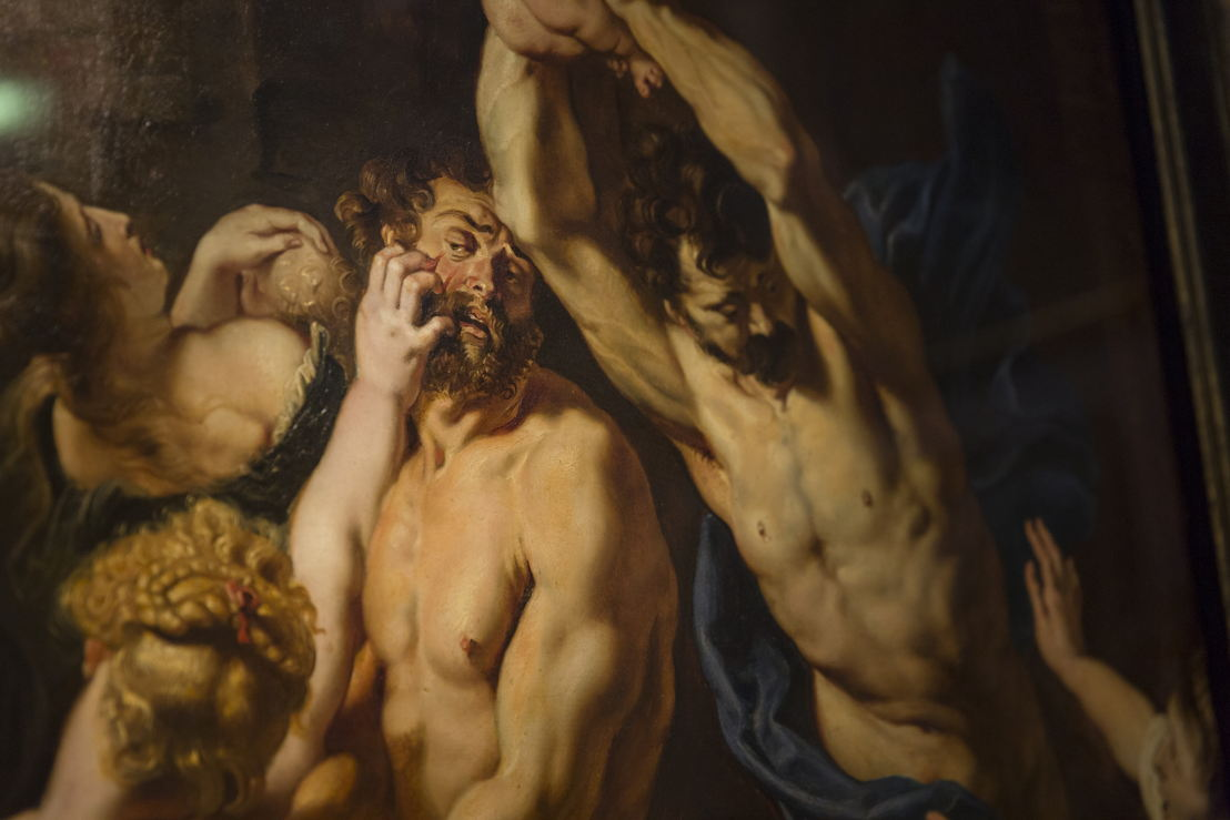 Image name: 7_Rubens, Massacre at the Rubens House, The Thomson Collection at the Art Gallery of Ontario, Art Gallery of Ontario, photo Ans Brys.jpg