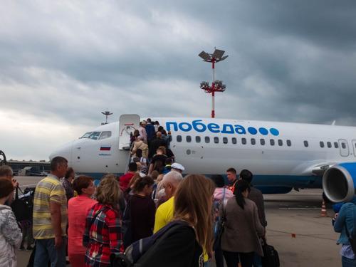 Распродажа «Победы» снизила средний чек на авиабилеты вдвое