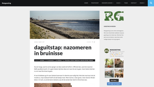 Vlaamse Reisgoesting over het Mosseldorp