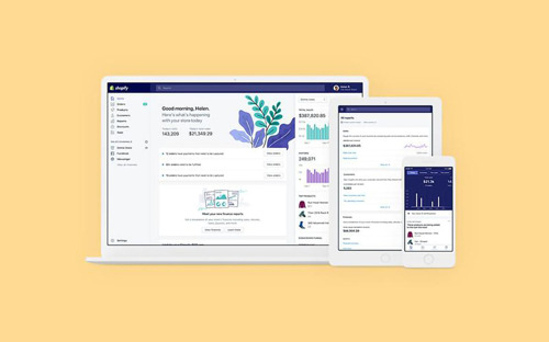 A Seamless New Shopify Experience to Power Your Business