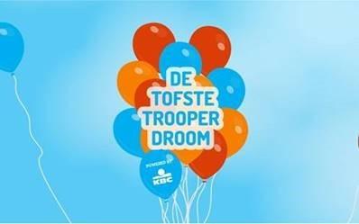 Winnaars allereerste 'Tofste Trooperdroom' zijn bekend!