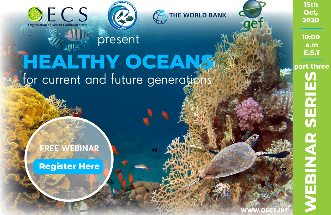 Ensuring sustainable use of Marine Resources in the OECS
