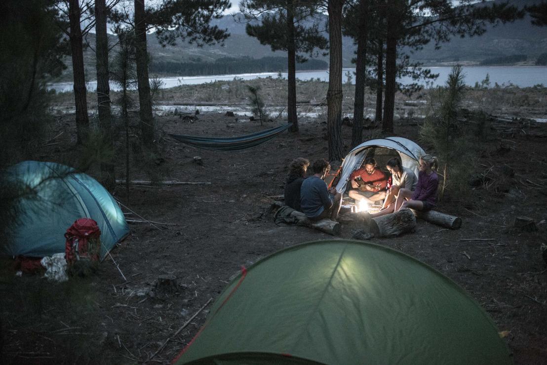 Quechua maakt je dé ster van het kamperen