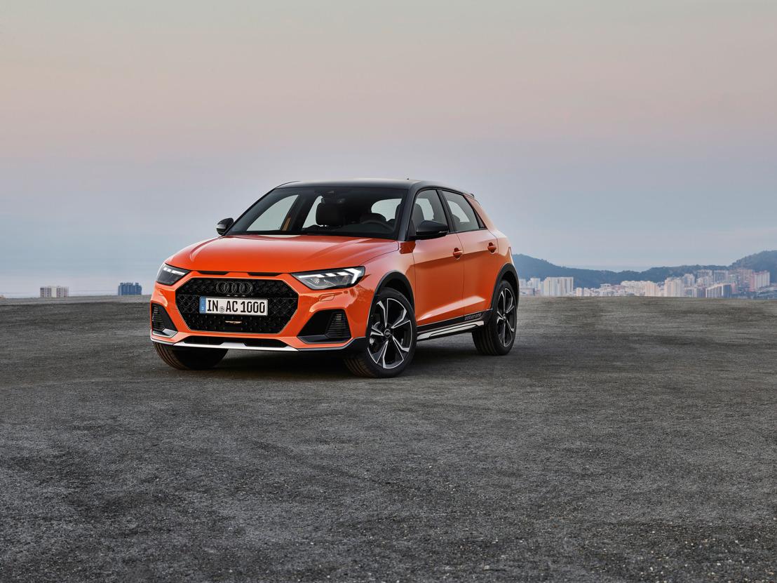 Typée jeune et urbaine : l'Audi A1 citycarver