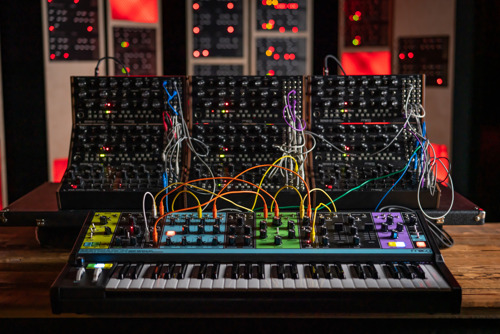Moog Semi-Modular: Welcome to The Mothership