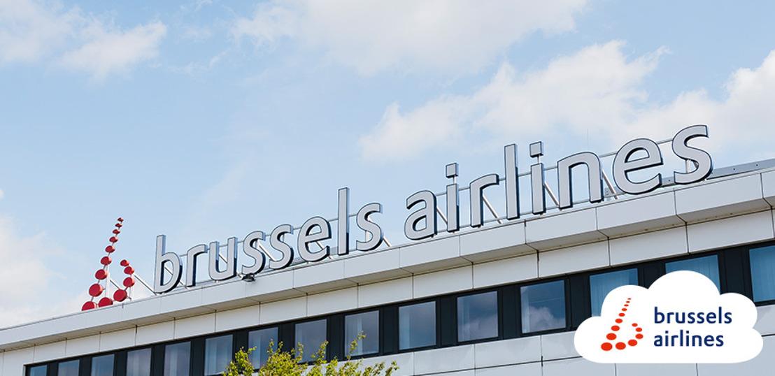 Brussels Airlines rapporteert een EBIT-verlies van -143 miljoen euro door de coronapandemie