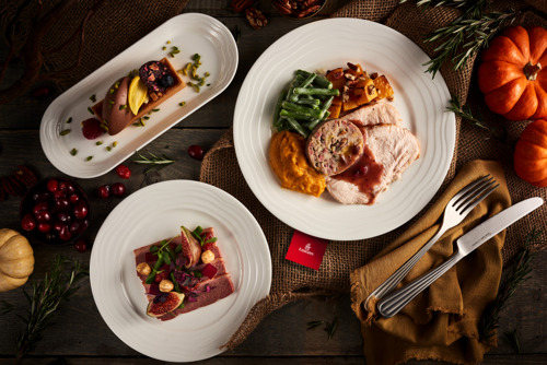 Emirates gives travellers a taste of home this Thanksgiving