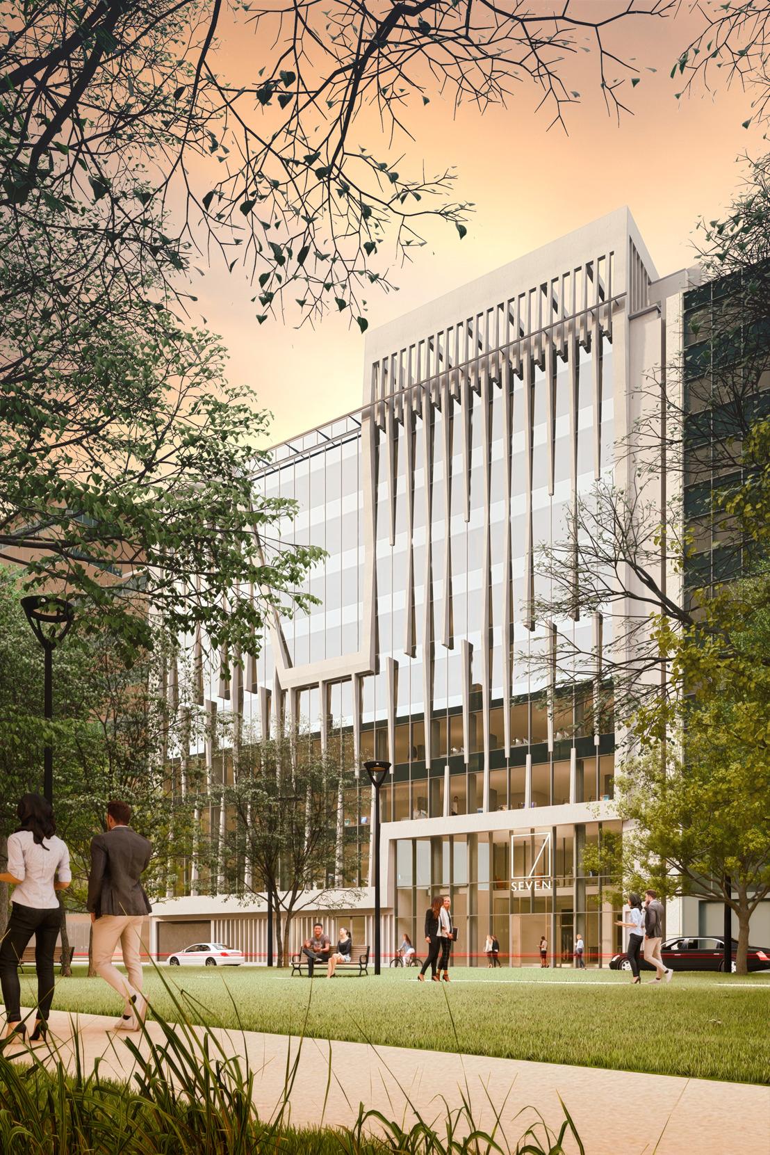 Luminus verhuist naar energiezuinig gebouw in Brussel