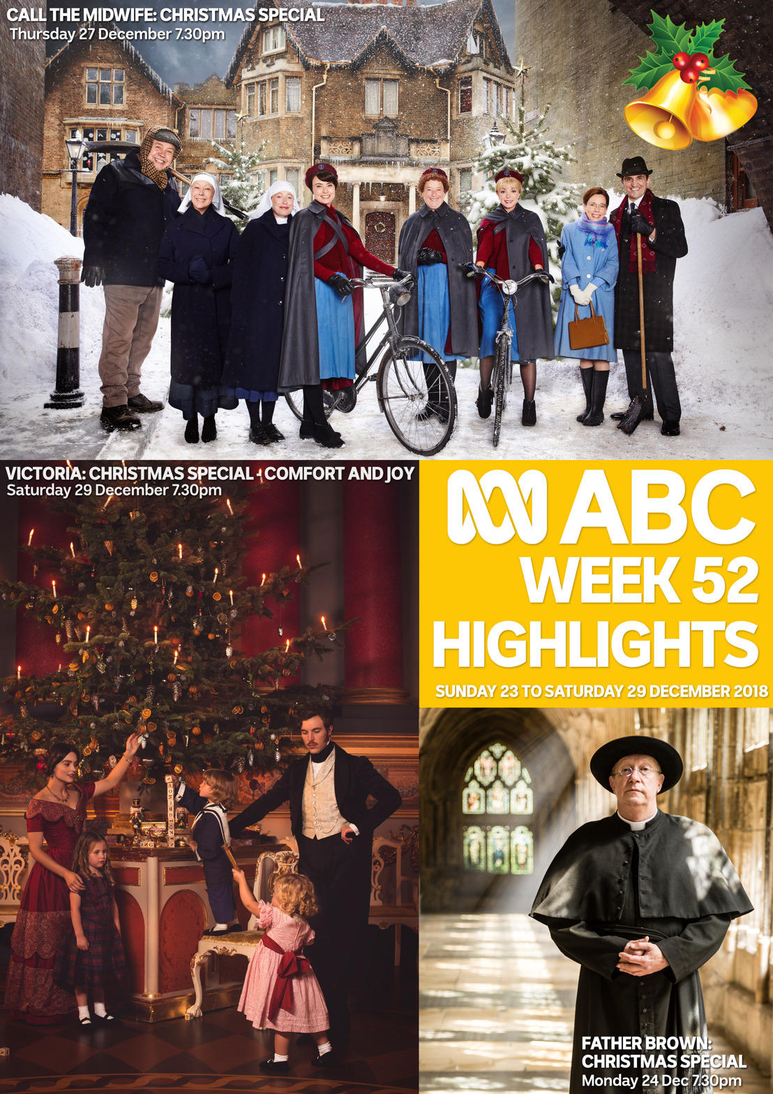 ABC TV Program Highlights - Week 52