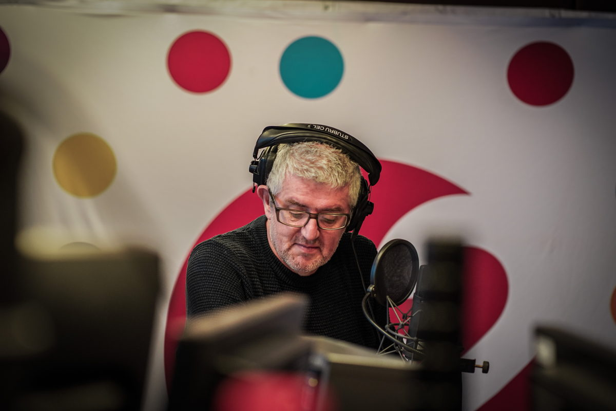 Jan Delvaux © Radio 2