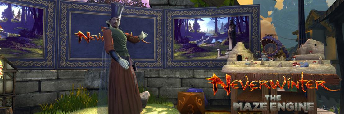 Un Maître de jeu professionnel embarque les joueurs pour une véritable partie de Donjons et Dragons sur Neverwinter !