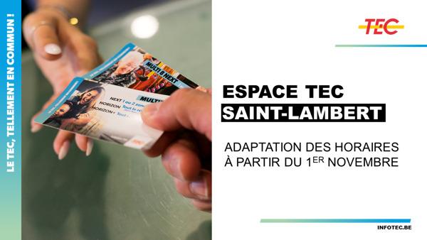 Preview: ESPACE TEC Saint-Lambert