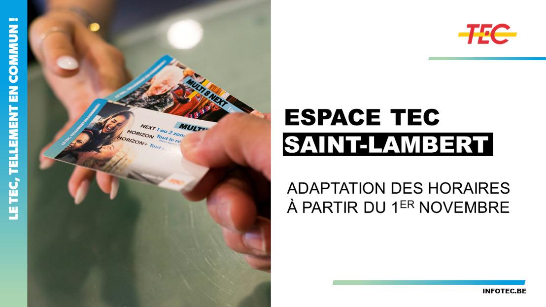 ESPACE TEC Saint-Lambert