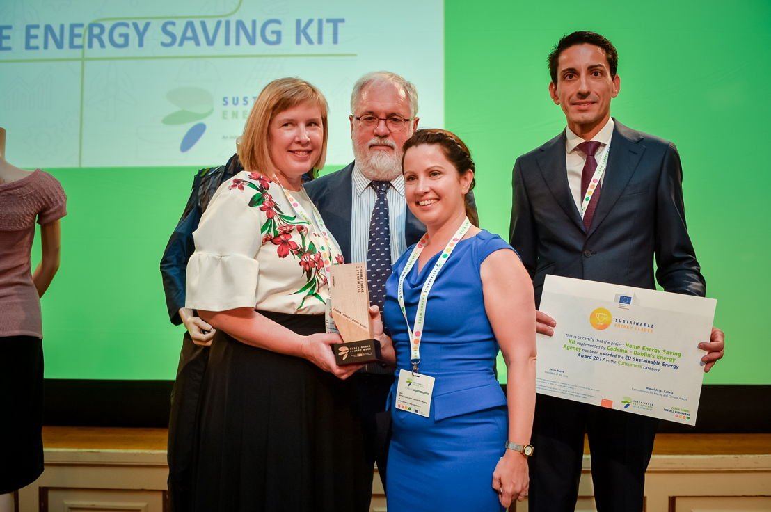 EUSEW 2017 Awards winners