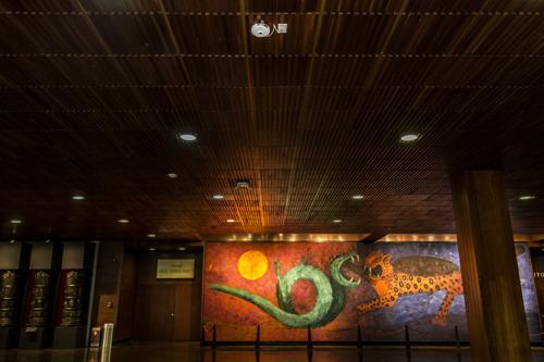 El Museo Nacional de Antropología renueva su sistema de video-vigilancia con Panasonic