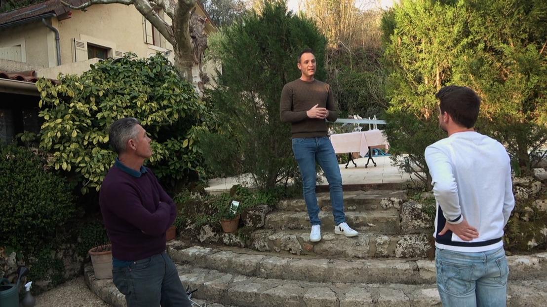Ruud vreest voor faillissement van zijn Frans hotel: bom barst met zijn moeder