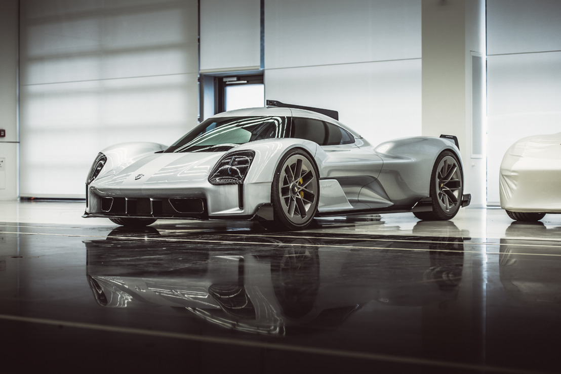 Behind the scenes at Style Porsche