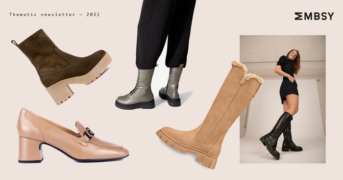 Footwear trends to slide into
