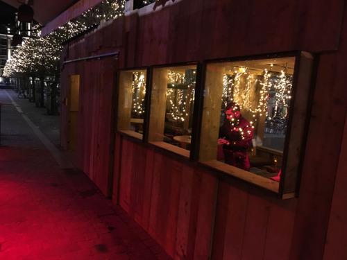 Bar Nine opent hippe winterbar op Leuvense Oude Markt