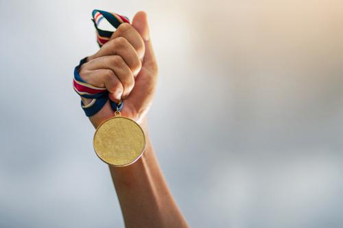 Topsport maakt gelukkig en trots