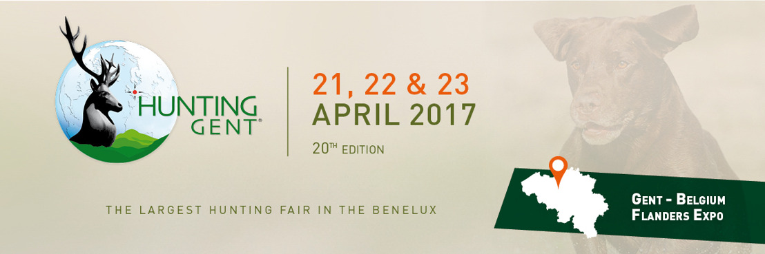 Fresh momentum for the 20th Hunting Gent show, Belgium's largest hunting and nature fair!