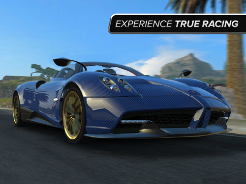 Pagani Huayra Roadster exclusively available in Gear.Club for Geneva Motor Show