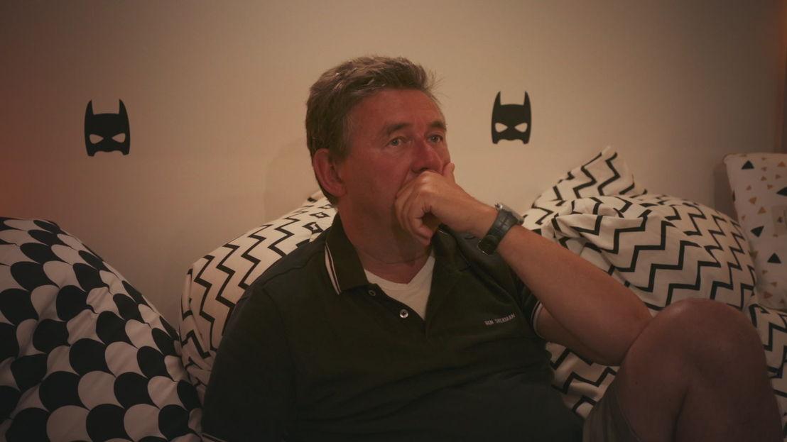 Rudi Vranckx in Het huis (c) VRT