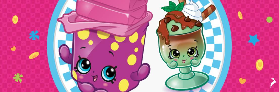 Llega la nueva temporada de juguetes Shopkins 'El Club del Chef', los más originales personajes miniatura, con una nueva App para jugar en línea