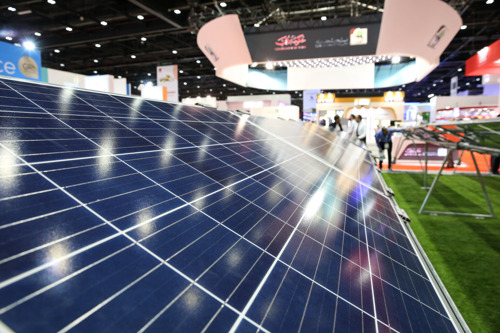 BIG 5 SOLAR IS THE ULTIMATE SHOWCASE OF A GROWING MARKET