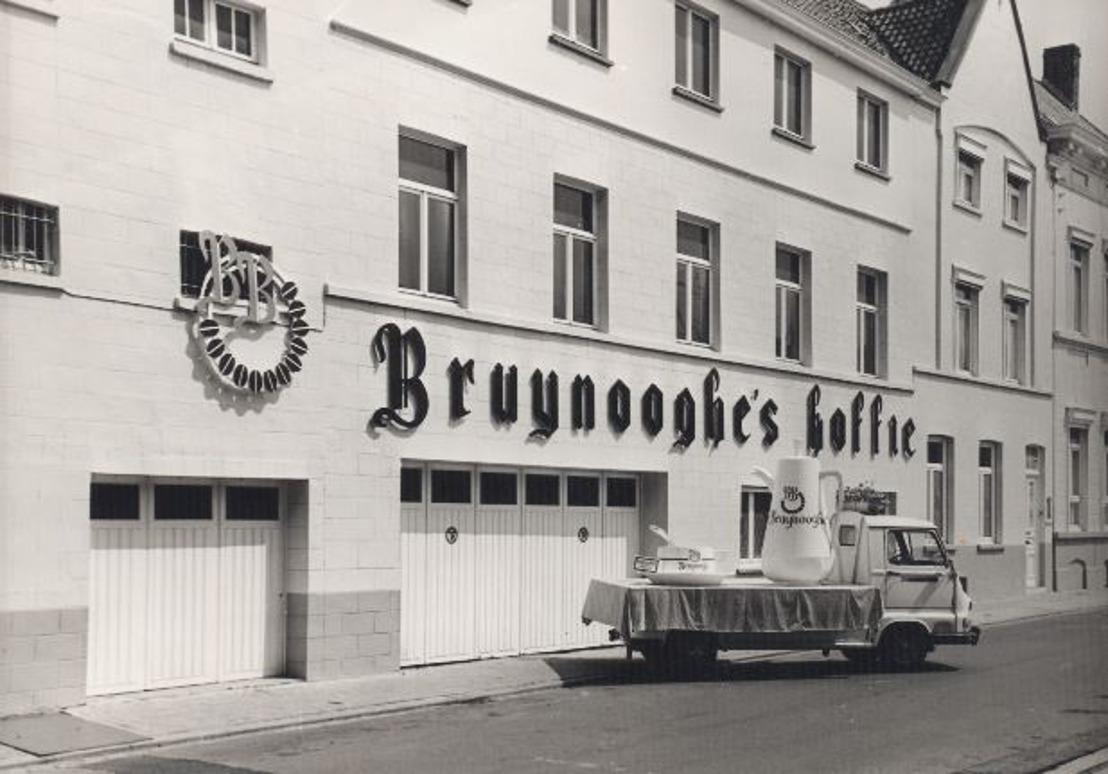 85 jaar Bruynooghe Koffie 🇧🇪