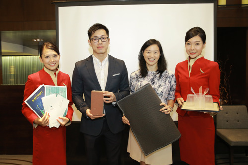 Cathay Pacific committed to sustainable journey for use of inflight materials and waste management
