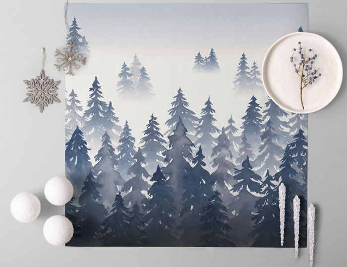 Preview: 2020 Festive Trends styled by MuralsWallpaper