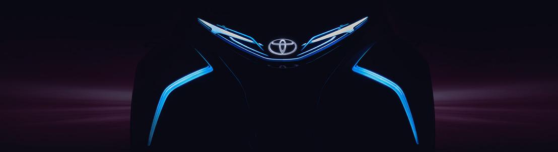 Toyota op het Internationale Autosalon van Genève 2017