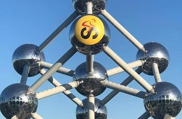 Le retour économique et financier du Tour de France à Bruxelles
