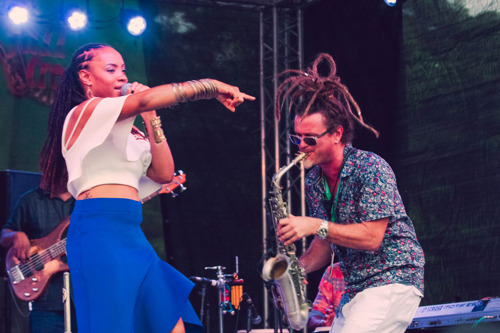 OECS Competitive Business Unit Launches OECS Music Talk in Dominica