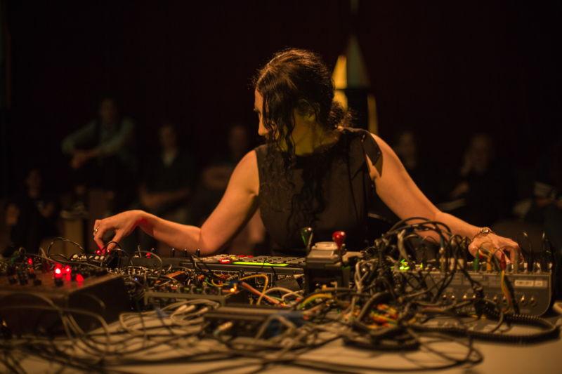 Modulation meets Gaudeamus @ Kytopia © Herre Vermeer