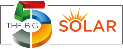 The Big 5 Solar press room Logo