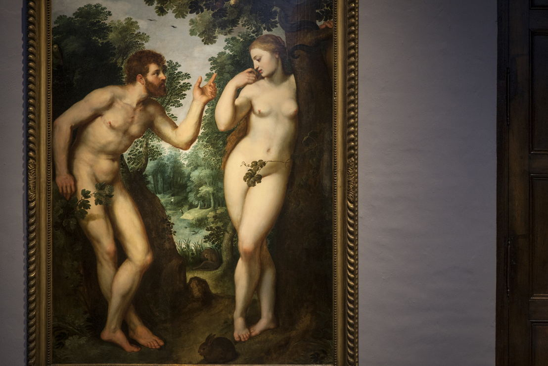 Peter Paul Rubens - Adam en Eva (c) Ans Brys