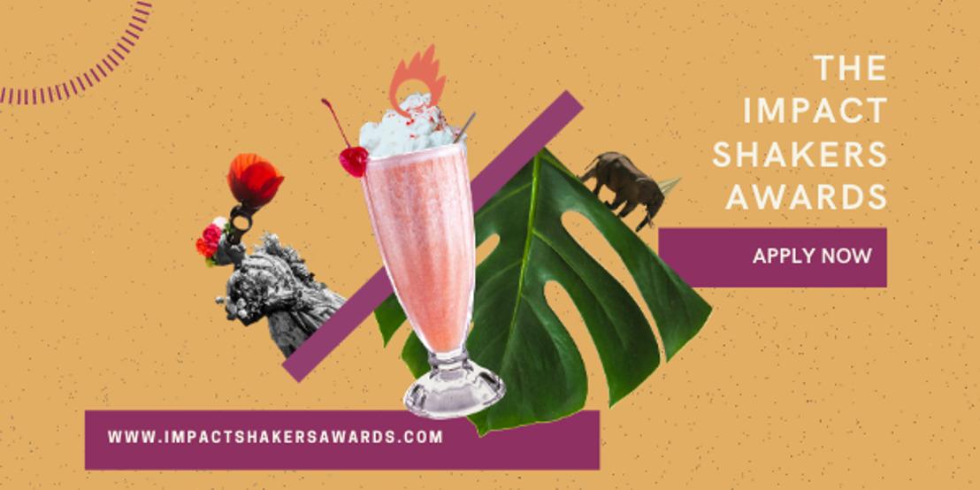 Impact Shakers lanceren eerste Europese awards voor duurzame en inclusieve start-ups