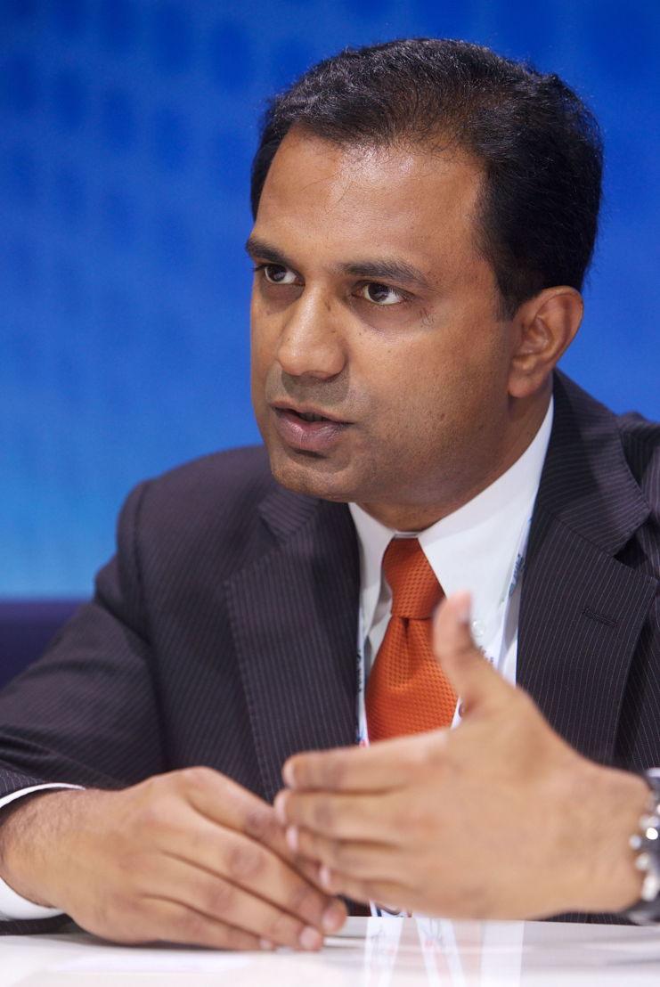 Sudhir Sreedharan, SVP Commercial