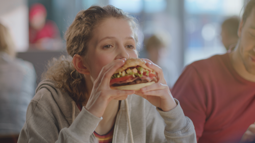 Reconnaissance faciale, émotions et belgitude : La nouvelle recette d'un burger créé par et pour les Belges