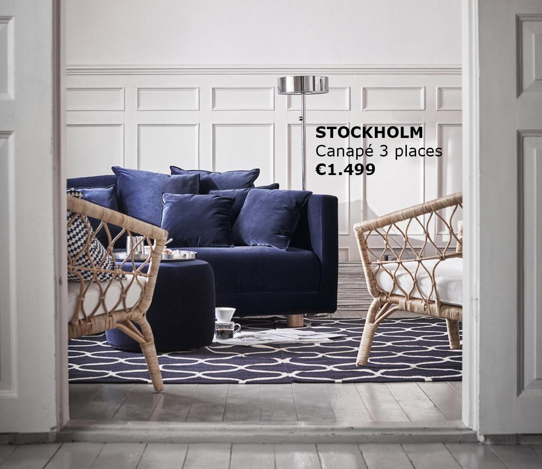 IKEA lance STOCKHOLM 2017: une ode à la vie au ralenti