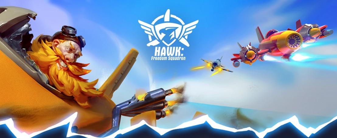 HAWK: Freedom Squadron durchbricht die fünf Millionen Spieler Marke und feiert dies mit großem Update