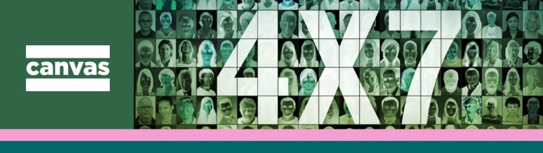 Nieuw op Canvas: Stijn Meuris, Lidewij Nuitten, Dylan Pelgrims en Annabel Verbeke in de eerste aflevering van 4 X 7