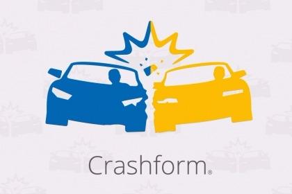 Déclarer un accident de la circulation au moyen de votre smartphone ou tablette ?C'est désormais possible grâce à l'application Crashform®.