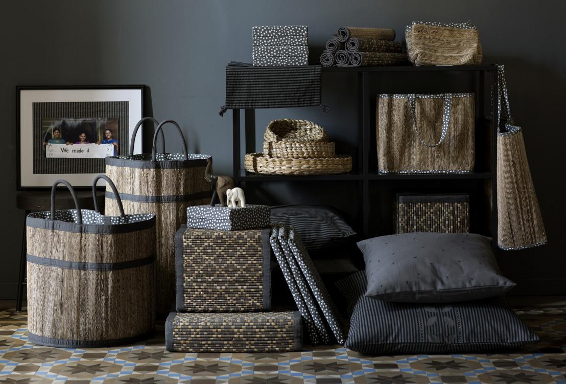 Des entrepreneuses sociales d'Inde réalisent une collection unique et artisanale pour IKEA